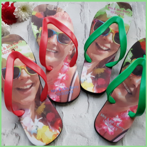Two pairs of Flip Flops