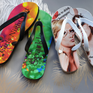 Flip Flops for Celebrations & Events